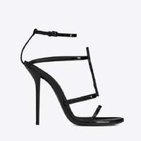 Clásicos Zapatos de mujer Sandalias de la moda de la moda de la playa zapatillas de fondo grueso Alfabeto Lady Sandals Sandalias de cuero zapatos de tacón alto Slide Shoe008 15201