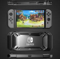 Silikon Sert Dickable Kılıf Nintendo Anahtarı TPU Kavrama Kapağı Nintendo Anahtarı Konsolu Joy-Con Kontrolör Ile Uyumlu