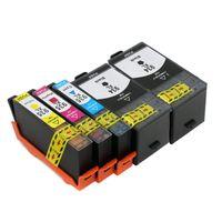 Mürekkep Kartuşları Einkshop 934XL 935XL Uyumlu Kartuş Değiştirme 934 XL 935 OfficeJet Pro 6812 6830 6815 6835 6230 Yazıcı