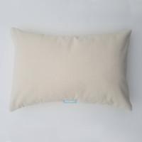 30pcs 12x16 polegadas 8oz Branco / Semi Branco / Cor Natural lona de algodão fronha Blanks perfeito para Stencils / Pintura / Bordado / HTV