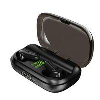 XT-01 TWS Bluetooth V5.0 tws bluetooth earphone Earphones LED Display Earbuds Sports Waterproof For iphone 12 mini pro max 11 In Stock!
