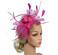 Charoot Женская Sinamay Chafinator Cocktail Party Hat Wedding Church Kentucky Derby Jllofe Insynard