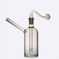 Plataformas de óleo de vidro tubos de água de vidro tubos de água tubos de água nova chegada quente pequeno tubos de vidro fumadores