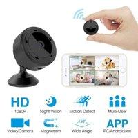 W10 Mini WiFi Kamera Camcorder IP-Kamera 1080P Sensor Nachtsicht-Cam-Fernmonitor kleine drahtlose Überwachung1