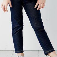 Mini Balabala Kids Thermal Algodón Leggings para niñas Niños Niños Bottoms Pantalones Niños Sketpants flaco con cintura elástica Y200409
