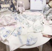 Bebek Tulumlar + Şapka + Teklif 3 PC Set Güz 2020 Çocuk Butik Giyim Yenidoğan Erkek Tulumlar Özel Ürünler