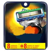 Горячие Продажи Молостые Лезвия Мужчины Бритьние / Бритва / Близнечная замена 8 Пакет DHL Доставка