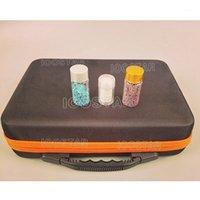 Bouteilles diamant stockage boîte broderie peinture outil de perturateur sac à main zipper design1 notions de couture outils