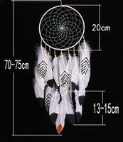 Lovely Dream Catcher Net With Feather Beads Dreamcatcher Circular Wall Hanging Dream Catchers Dream Catcher Decor