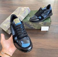 [Boîte originale] Marque Camo Rock Staker Sneaker Haute Qualité Décontracté Walking Femmes, Hommes Camouflage RockRunner Couple d'extérieur Couple Sports Formateur
