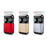 S7 TWS Bezprzewodowe słuchawki Bluetooths Mini Twins Earbuds Bluetooth 5.0 Słuchawki True Stereo Sports Słuchawki Słuchawki z pudełkiem Ładowania Mic