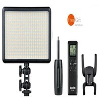 Série Godox LED308Y / W / C Professionnel LED Vidéo Vidéo Light Jaune / Blanc / Changable Perles de lumière Qté 308+ RC-A5 Remote Contrôler à distance1