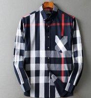NEGRITY 21 ربيع الرجال الأزياء الكلاسيكية مريحة عارضة طويلة الأكمام قميص الأعمال رجل قميص رسمي زائد الحجم m m-size @ 28