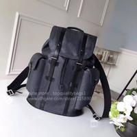 Novo Hot vendido 48cm Moda Genuine Leather Quality Mulheres Mulheres Luxurys Designers Backpack Designers Classic Crossbody Bag Shipin grátis