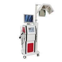 2020 MACCHINA PROFESSIONALE Laser Beauty Dispositivo di bellezza Capelli Grower Doodo Laser PDT LED luce di perdita di capelli rosso trattamento di bellezza Salone di bellezza per il commercio all'ingrosso