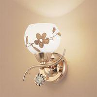 Wandleuchte Europäischen Blütenblatt Einfache Kreative Schlafzimmer Studie El Bedside Engineering Treppengang