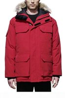 Mens inverno casacos jackets vestes inverno ao ar livre inverno outdoor outno outerwear pele grande com capuz Fourrure Manteau para baixo jaqueta casaco hiver parka doudoune