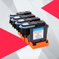 Cartucce d'inchiostro Stampa Apertura per 11 Printhead DesignJet 70 100 110 500 510 500PS C4810A C4811A C4812A C4813A