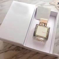 Parfüm für Frauen Rose Aroma Eternal Rose 70ml EDV Exquisite Verpackung Hohe Qualität Spray Flasche 1: 1 Langlebig kopieren