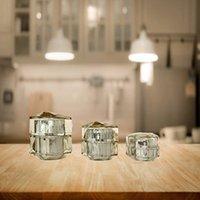 15g Wachsbehälter Gramm von Acrylcreme Flasche Ball Typen Sahnekasten Hersteller, die goldene Farbe kosmetische leere Glas verkaufen