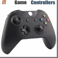 JTD El Konsolu Xbox One Bluetooth Kablosuz Denetleyicisi Gamepad Microsoft X-Box Controller için Kesin Başparmak Joystick Gamepad