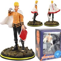 Karikatür Karakter Uzumaki Naruto Anime BORUTO -NARUTO MOVIE Uzumaki Naruto heykelcik PVC Action Figure Oyuncak Hediye