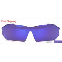 Heißer verkauf polarisierte gläbchen für radfahren sonnenbrille objektiv clear 089 fahrrad bike racing b10 su qylihk queen66