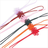 50pc Mini Chinese Knots Tassels Pendant Accessories Home Tex...
