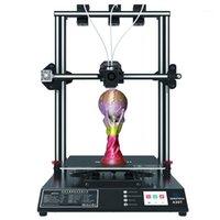 Geeetech A30T 3-in-1-Out Auto Nivelamento Mistura Cor Impressora 3D Mix-Color Área de impressão com Filamento Fetector FDM1
