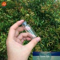 15ml Bouteilles en verre Fioles avec caoutchouc de silicone Stopper petites bouteilles Jars Bouteilles pour Liquid Leakproof Stockage Livraison gratuite