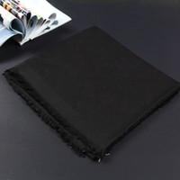 Top Selling di alta qualità Classic Donne Sciarpa Sciarpa Moda Sciarpa Scialle 140 * 140 cm Cashmere Sciarpa Cashmere senza scatola
