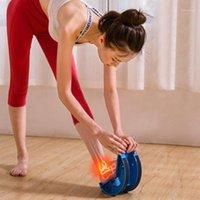 Camilla de pie Rocker Tobillo Plantar Músculo Becerro Tablero de estiramiento para Aquiles Tendinitis Yoga Fitness Deportes Masaje Pedal Dropship1