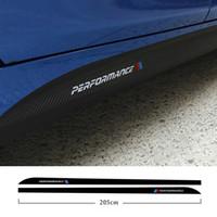 Araba Çıkartmaları Için BMW 1 3 4 5 6 Serisi Yan Etek Garland F30 F35 F31 Vücut Sticker Arabalar Styling Aksesuarları