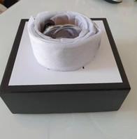 Heiße Verkauf Gürtel Herren Mode Hohe Qualität Taille Für Männer Legierung Schnalle Gürtel mit glatter Schnalle Nein Box