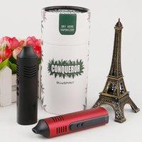 Fatih TC Kuru Herb Seti Buharlaştırıcı Elektronik Sigara Seramik Isıtma Odası 2200 mAh OLED Pil Bitkisel Vape Kalem Pathfinder