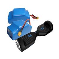 Batterie de batterie lithium ionique de haute qualité 18650 10S2P 36V 4.4Ah pour le scooter E-Scooter de Hoverboard