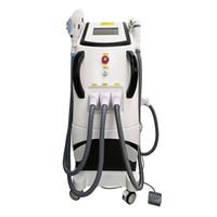 4 في 1 opt ipl magneto البصرية جودة عالية المهنية إزالة الشعر آلة ipl opt آلة / الليزر + rf إزالة الشعر
