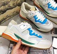 2020 디자이너 운동화 럭셔리 커플 스 니 커 즈 손 - 세련되고 사용 된 오래 된 스포츠 신발 초자 시리즈 스포츠 신발 TPU 하단 크기 35-44