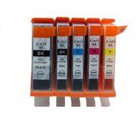 PGI-650 PGI-650XL CLI-651 PGI650 PIXMA MG 5460 için PGI 650 Mürekkep Kartuşu 5560 6360 6460 7160 MX 926 Inkjet Printer1
