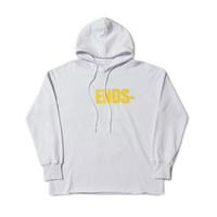 Berühmter Stylist Hoodie Herren Sweatshirt 2021 Hohe Qualität Sweat Shirt Männer Frauen Paare Hoodies Größe S-XL