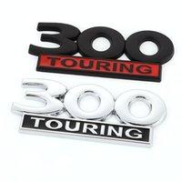سيارة ملصقا المعادن 300 جولة شعار شارة دراجة نارية الجذع الشارات ل دودج جيب كرايسلر Viper GTS 2019 Vespa GTS 300 Touring