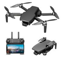 L108 GPS 5G WiFi sin escobillas RC DRONE con 4K 120 ° Cámara HD de ancho de ancho Quadcopter plegable RC helicópteros
