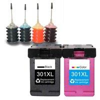 잉크 카트리지 Jiayingchen 재생산 301XL 카트리지 HPS 301 XL Envy 4500 Deskjet 2630 프로모션