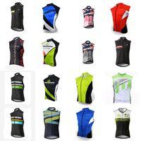 Merida Takımı Bisiklet Kolsuz Jersey Yelek Erkekler Yaz Tarzı Nefes Hızlı Kuruyan Bisiklet Giyim Bisiklet Kolsuz Yelek H042415