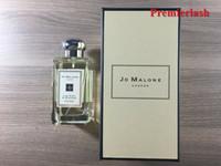 جو مالون Parfum Lime Basil Mandarin 3.4oz 100ml Eau de Cologne النساء العطور العطر London
