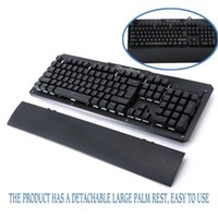 Wired Gaming Keyboard Mechanical With Hand Rest Computer Key...