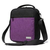 Heopono Nouveau design imperméable 600D Oxford Polyester mode réutilisable Fitness Grand sac de refroidisseur à l'isolation thermique pour la nourriture Y200429