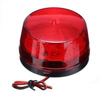 비상 조명 자동차 지붕 스트로브 라이트 비콘 깜박임 경고 트럭 신호 램프 12V / 24V LED 스트로브 1