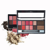 2020 12 Colors Shimmer Eye Shadow Makeup Palette Matte Earth Color Eyeshadow Palette Cosmetics Waterproof Pigment Kits.w