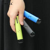 Be 'Caliburn G Pod Kit 18W 690mAh batteria ricaricabile con 2 ml CaliburnG Cartuccia Pod CaliburnG Coil 0.8ohm 100% autentico